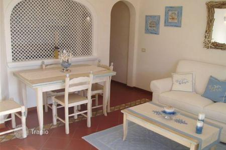 Coastal townhouses for sale in Arzachena. Terraced house – Arzachena, Sardinia, Italy