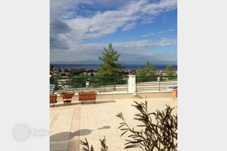 Luxury houses with pools for sale in Greece. Villa – Panorama, Administration of Macedonia and Thrace, Greece