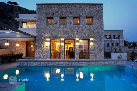 3 bedroom houses by the sea for sale in Rhodes. Villa – Rhodes, Aegean, Greece