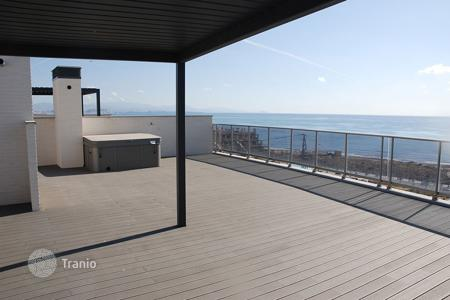 2 bedroom apartments for sale in Arenals del Sol. Penthouse with solarium and sea views in Arenales del Sol