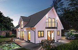 Residential for sale in North Rhine-Westphalia. New two-storey house with a garden, Dusseldorf, Germany