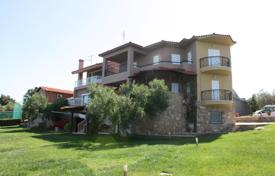 Luxury 5 bedroom houses for sale in Administration of Macedonia and Thrace. Villa – Sithonia, Administration of Macedonia and Thrace, Greece