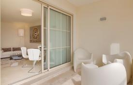 Apartments with pools for sale in Finestrat. New three-bedroom apartment with a sea view in Finestrat, Alicante, Spain