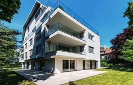 Luxury apartments for sale in Währing. The apartment with a large garden in the prestigious, 18th district of Vienna