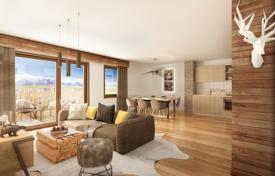 Furnished apartment with a terrace, in a new residence, at the foot of the ski slopes, Izer, Alpes, France for 218,000 €