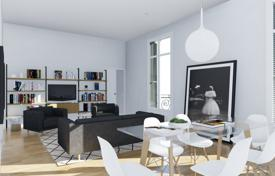 New homes for sale in Barcelona. Two-bedroom apartment in a renovated house in the area of Sarria-Sant Gervasi, Barcelona, Spain