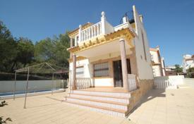 Houses with pools for sale in Los Dolses. Furnished house with a pool and a garden close to the park, Los Dolses, Spain