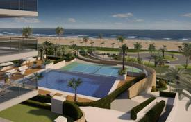 Cheap property for sale in Elche. Beachfront apartments of 2 and 3 bedrooms in a luxury complex in Arenales del Sol