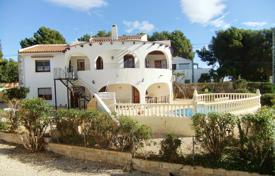 Houses with pools for sale in Benissa. Villa of 5 bedrooms in Benissa