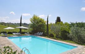 5 bedroom villas and houses to rent in San Casciano In Val di Pesa. Villa – San Casciano In Val di Pesa, Tuscany, Italy
