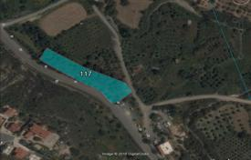 Cheap land for sale in Psematismenos. Building Land