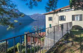 Cheap 3 bedroom apartments for sale in Lake Como. Renovated apartment overlooking the lake and mountains in Nesso, Lombardy, Italy