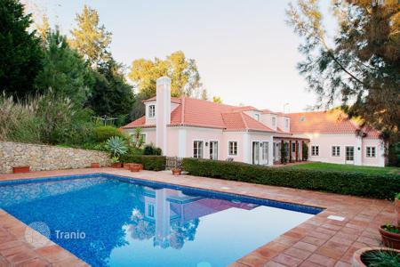 6 bedroom houses for sale in Portugal. Villa – Sintra, Lisbon, Portugal
