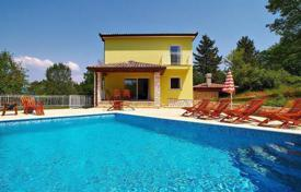 Coastal residential for sale in Rabac. Fascinating family villa in Rabac, Croatia