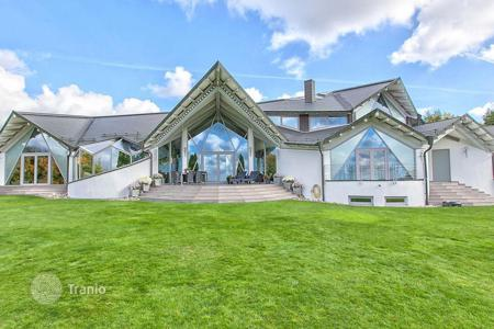 Houses with pools for sale in Bavaria. Unique special designed villa in Augsburg