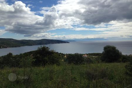 Coastal land for sale in Thasos. Development land – Thasos, Administration of Macedonia and Thrace, Greece