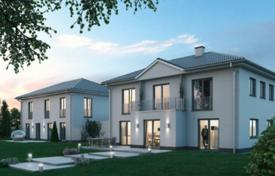 5 bedroom houses for sale in Central Europe. New villa in a quiet area of Munich, Germany