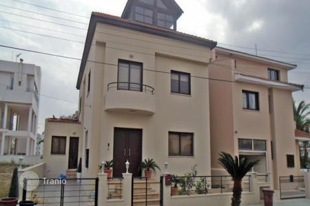 4 bedroom houses for sale in Larnaca. Luxury cottage with a loft-style apartment with its own plot of land, not far from Larnaca, Cyprus
