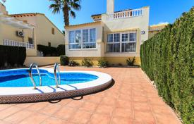 Houses with pools for sale in Altea. Three-bedroom villa with a pool and a garage in Las Ramblas, Spain