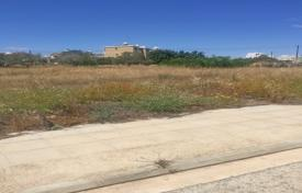 Development land for sale in Famagusta. Residential Plot for Sale in Paralimni near Metro Supermarket