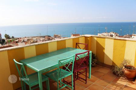 2 bedroom houses for sale in Catalonia. Townhome with sea views