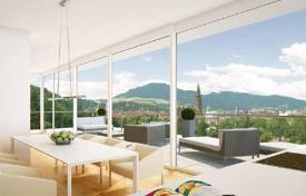 Apartments for sale in Baden-Wurttemberg. Luxury apartments in the suburbs of Freiburg, Herdern