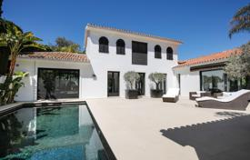 Luxury 4 bedroom houses for sale in Marbella. Villa – Marbella, Andalusia, Spain