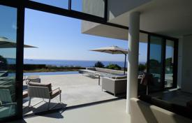 Near Cannes — Contemporary Villa — 4 Bedrooms — Panoramic Sea View for 12,000 € per week
