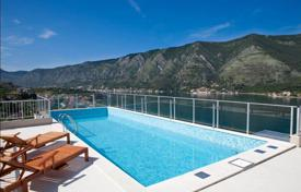Apartments with pools for sale in Kindness. Apartment – Kindness, Kotor, Montenegro