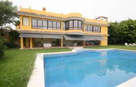 4 bedroom houses for sale in Malaga. Villa located in Guadalmina Alta