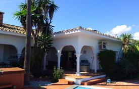 Well maintained villa with a private garden, a swimming pool, a parking, a terrace and a sea view, Mijas, Spain for 785,000 €
