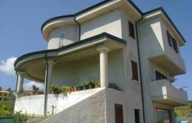 Villa with a wide garden and a garage next to the coast, Briatico, Calabria, Italy for 480,000 €