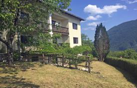 Property for sale in Slovenia. This is tastefully renovated house in the village of Breginj with 5 bedrooms, lovely views and garden
