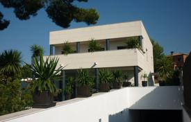 5 bedroom houses for sale in Tarragona. Modern villa with a swimming pool, a garden and a parking, close to the beach, Calafell, Spain