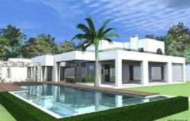 Luxury 5 bedroom houses for sale in Castille and Leon. Luxury villa under construction