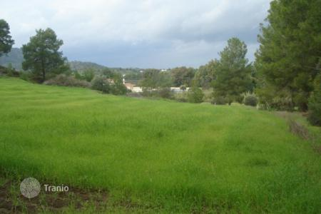 Property for sale in Mosfiloti. Building Land for Holiday Homes