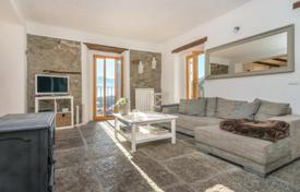 Cheap 2 bedroom houses for sale in Lombardy. Spacious house with a swimming pool, a terrace, a balcony and views of the lake and mountains, Pianello del Lario, Italy