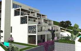 Apartments for sale in Trogir. New apartment with a terrace and a sea view in a house with an elevator, Trogir, Croatia