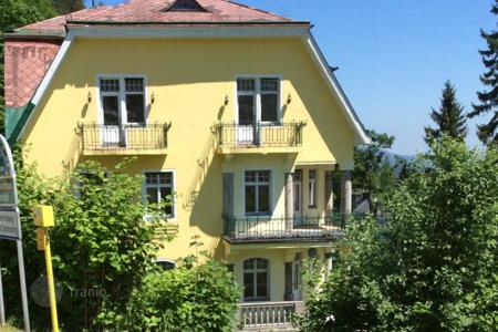 Property for sale in Neunkirchen. Historic villa with views of the Hirschenkogel mountain in the resort town of Semmering, Lower Austria