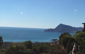 Luxury property for sale in Altea. Luxury villa of 4 bedrooms with pool terrace, sauna, gym and jacuzzi in Altea