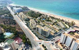 3 bedroom apartments for sale in Alicante. Beachfront apartment with panoramic views in Villajoyosa