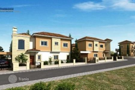 Houses for sale in Moni. New Project 9 Luxury 3 Bedroom Villas — Limassol