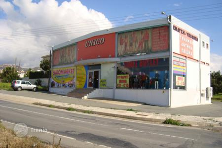 Supermarkets for sale in Paphos. Shop In Mesogi