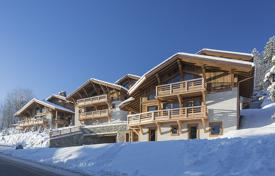 3 bedroom houses for sale in Alps. Villa – Megeve, Auvergne-Rhône-Alpes, France