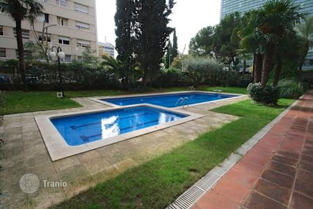 Luxury apartments with pools for sale in Barcelona. Apartment – Barcelona, Catalonia, Spain