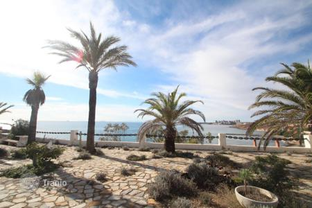 Development land for sale overseas. Large beachfront plot, Torrevieja, Spain
