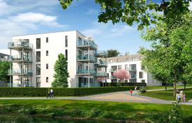 Residential for sale in North Rhine-Westphalia. Five-room apartment in a new residential complex with a parking in Düsseldorf
