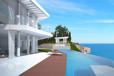 Luxury property for sale in Costa Blanca. Luxury villa on the seafront in Javea
