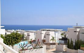 Coastal townhouses for sale in Famagusta. Three Bedroom Semi Detached House with Sea Views in Cape Greco