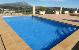 Apartments for sale in Benitachell. Apartment of 3 bedrooms in Benitachell